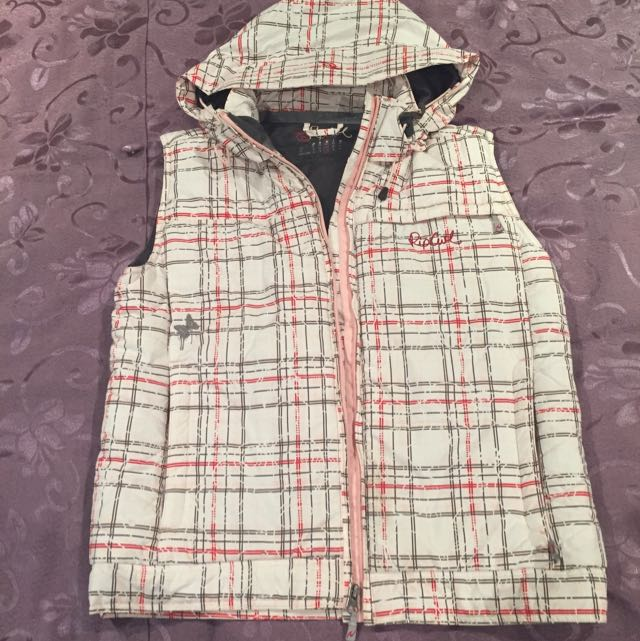 Warm Winter RIPCURL vest - Brand New Without Tags!