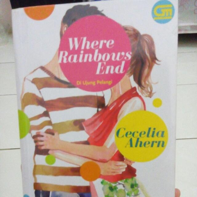 Where Rainbows End - Cecelia Ahern