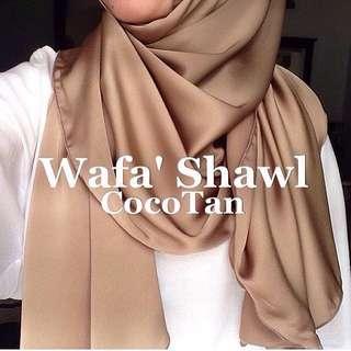 WAFA' SHAWL