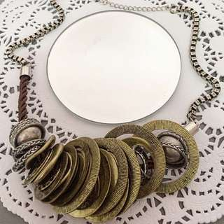 Diva Rustic Necklace