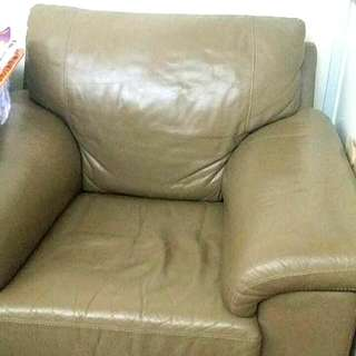 Single Seater Rarely Used Rozel Sofa