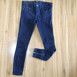 Bardot Denim Jeggings Size 6