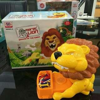 全新商品~小心惡獅 比惡犬還兇猛,試試你的膽量。
