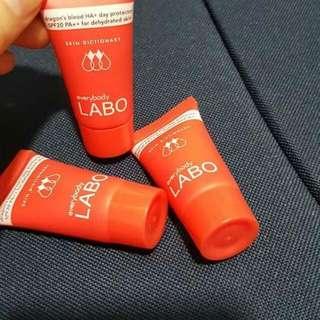 Everybody Labo Day Cream, Sunscreen, Sunblock Etc