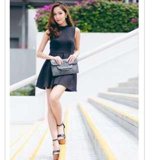 SSD Doretti Classic Dress (Black)