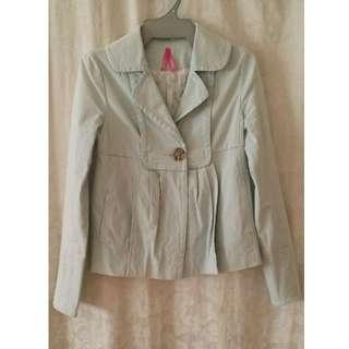 Dotti Blue Jacket Size 8