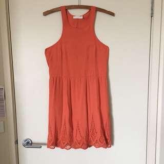 Tallulah Mesh Feature Dress