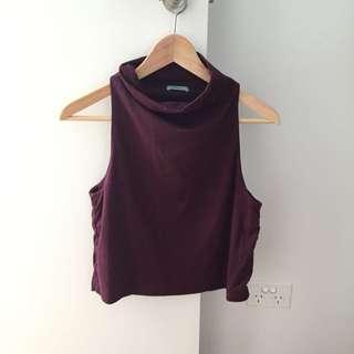 Kookai Top (brand New Never Worn) Size: 1