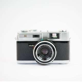 Minolta a3 經典金屬旁軸相機