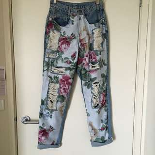 Vintage One Of A Kind Jeans