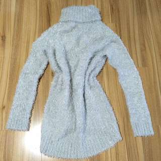 Fluffy Knitted Jumper