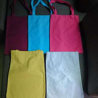 Instock Tote Bags/Customise Your Own