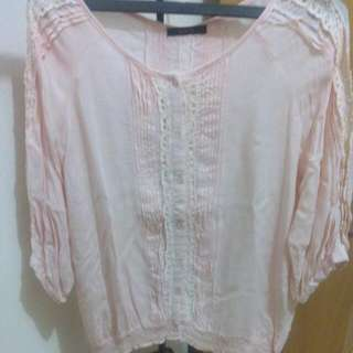 Pink Lacey #preloved