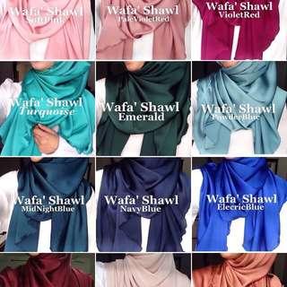 wafa shawl