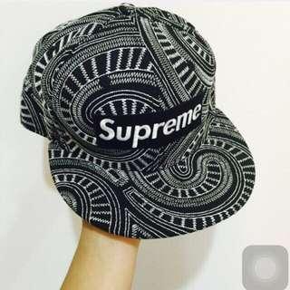Supreme 棒球 帽