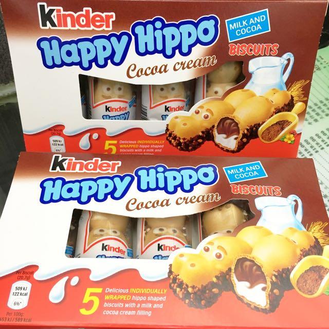 議價中,勿下標。即期特價。300免運💗Kinder hippo健達河馬繽紛樂