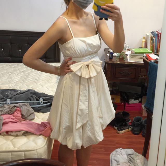小澎裙洋裝小禮服