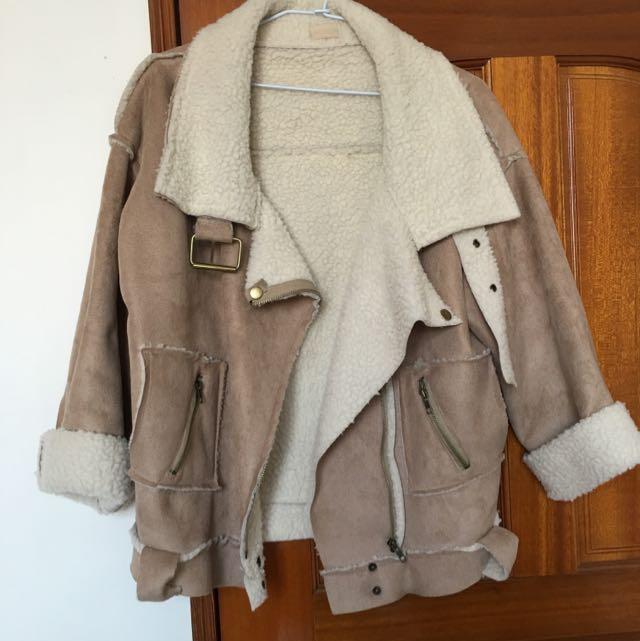 ✨超便宜✨騎士外套
