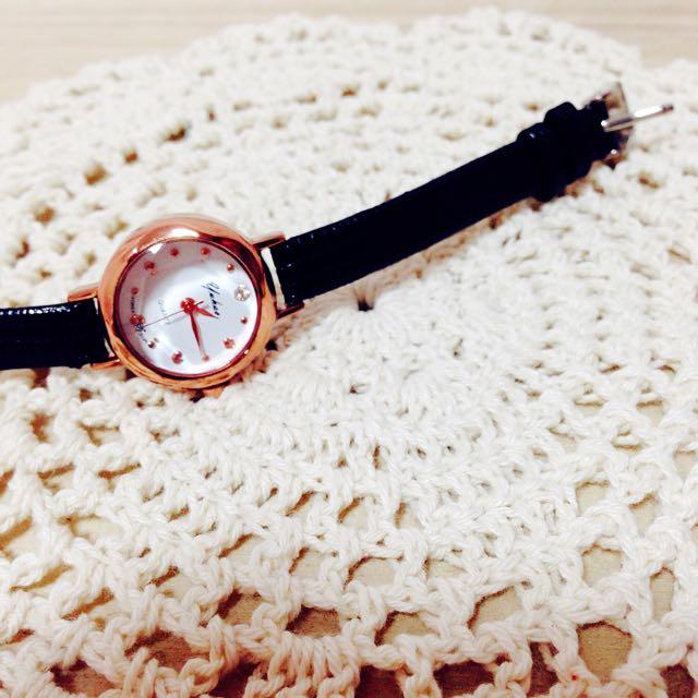 復古小錶面手錶