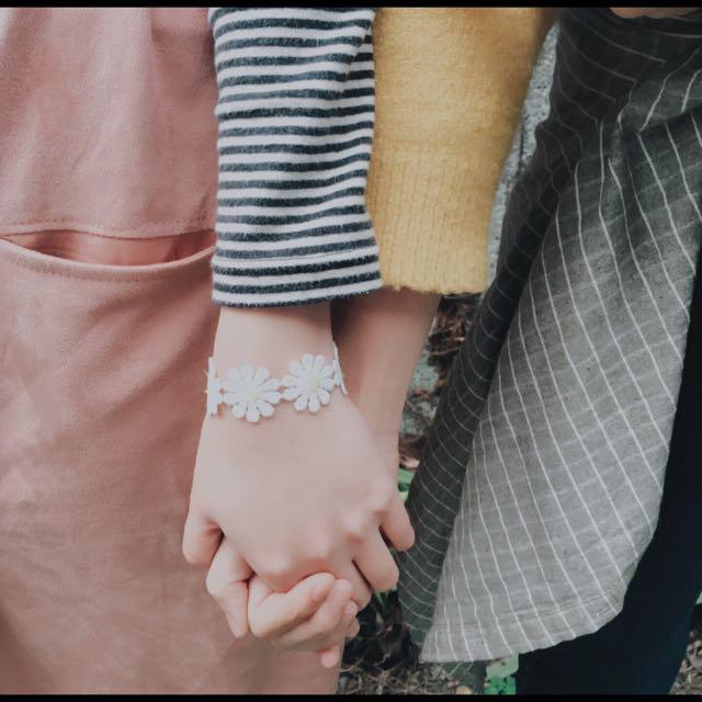 花花髮窟/手環