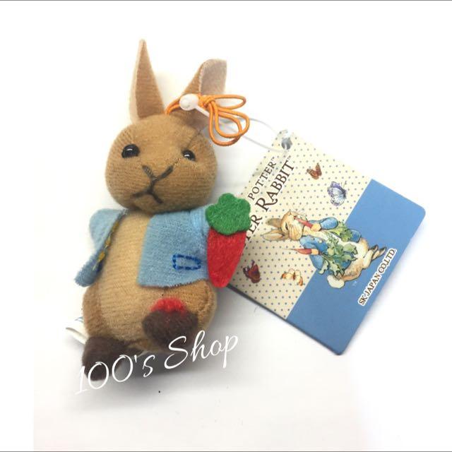 (全新)彼得兔吊飾