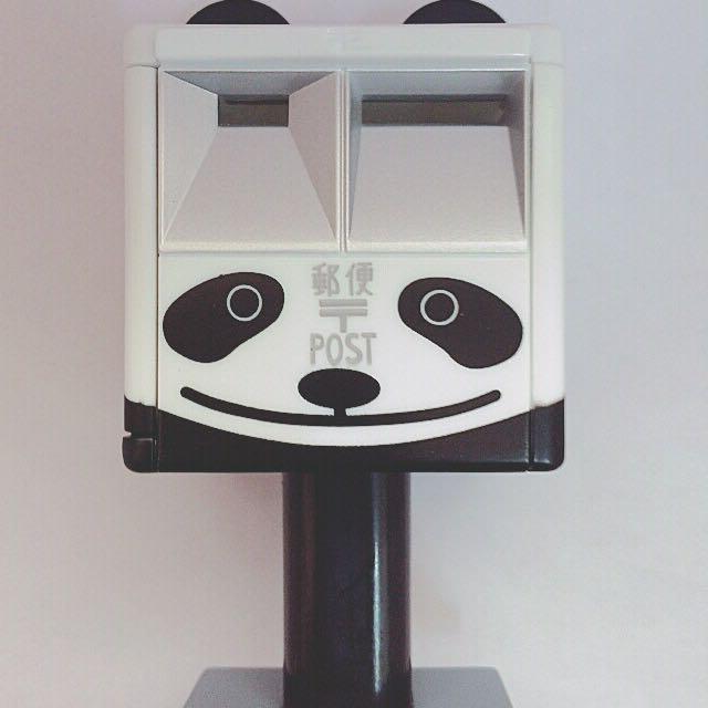 收購 熊貓郵筒
