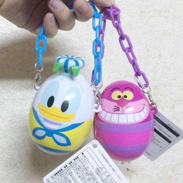 日本 東京 迪士尼 樂園 復活節 彩蛋 妙妙貓 唐老鴨 三眼怪 收藏變賣
