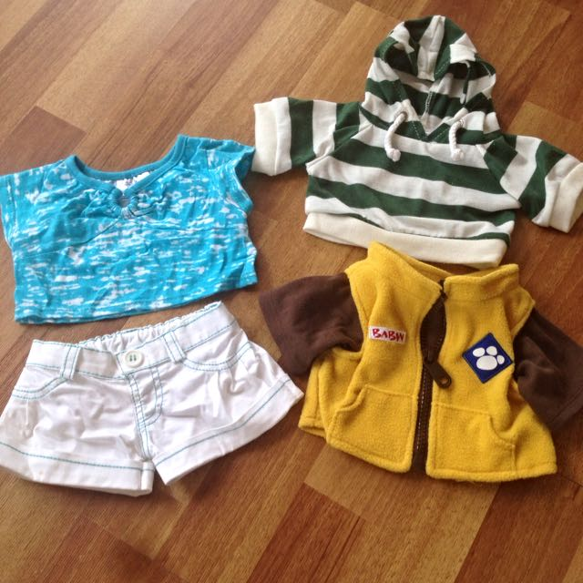 BABW Bear Clothes