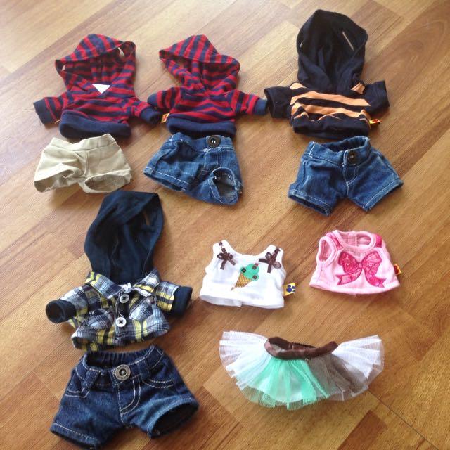 BABW Mini Bear Clothes