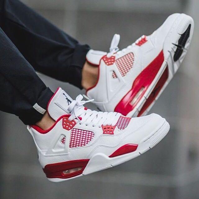 INSTOCK SALE Nike Air Jordan 4 Retro Alternate 89 9c02e224fc