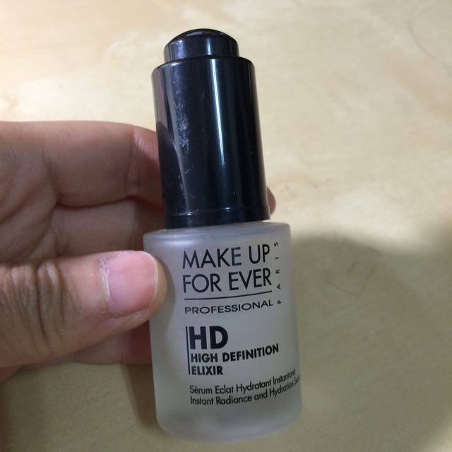 含運Make Up For Ever緊緻光彩晶露10ml