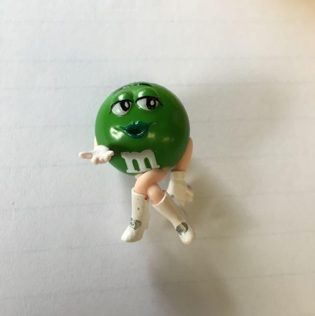 Mm 杯緣子 綠色