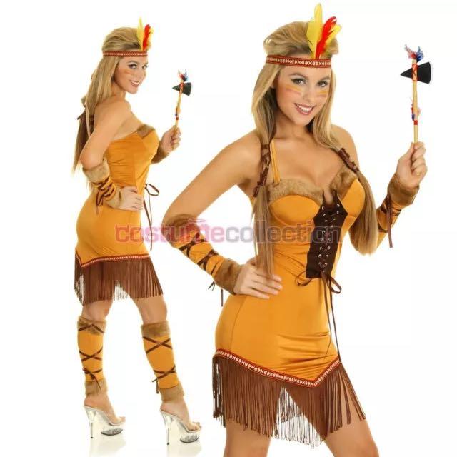 Native American/Pocahontas Costume
