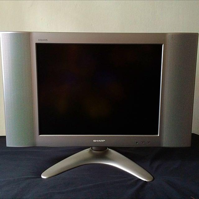 """*PRELOVED* Sharp 19.7"""" Color TV"""