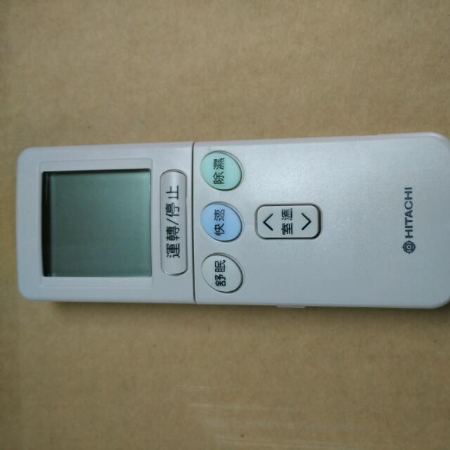 日立原廠冷氣遙控器RE07T3