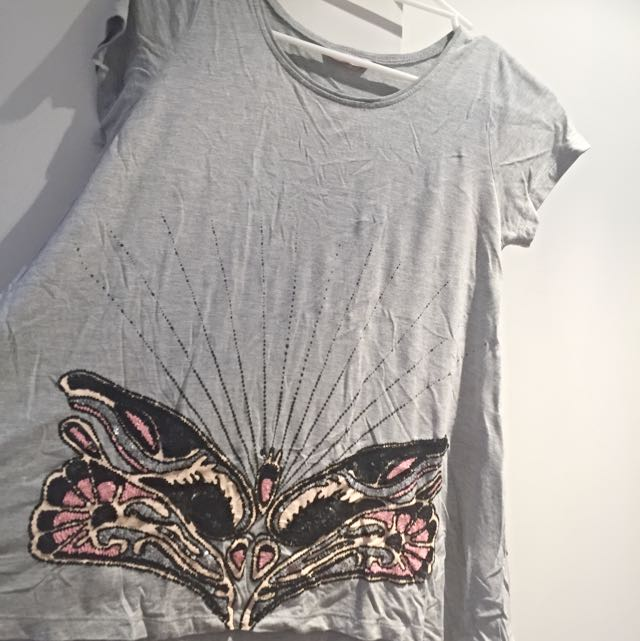 Sass & Bide The Shine Collection Tee Size Medium