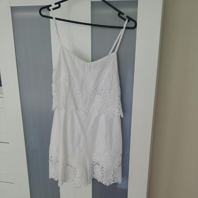 Size 10 Playsuit Ally