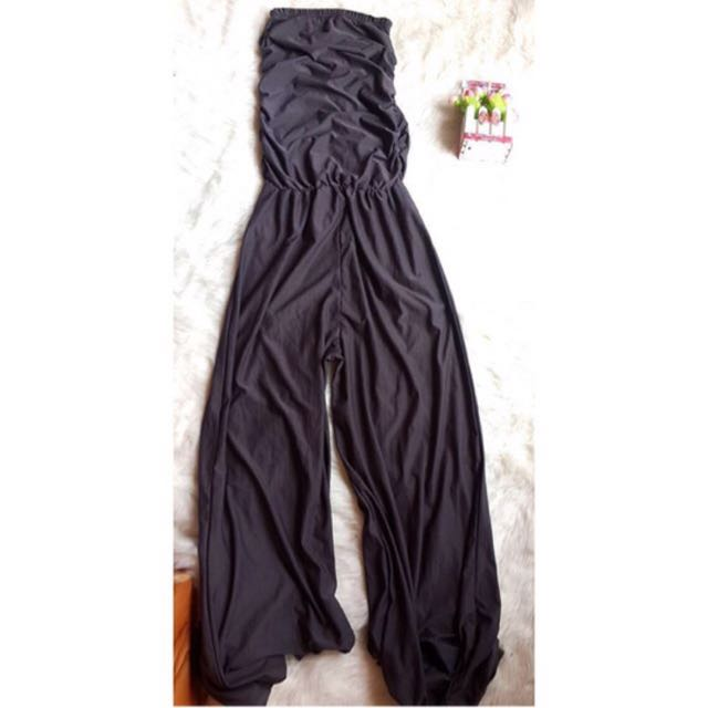 Tube Jumpsuit Kulot