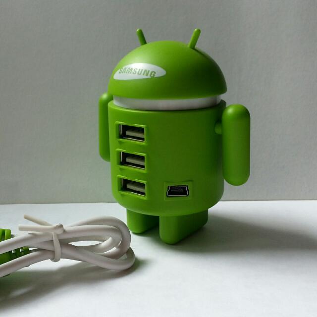 小精靈USB分享器