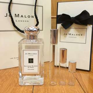 Jo Malone 杏桃花與蜂蜜 Nectarine Blossom&honey 5ml $300