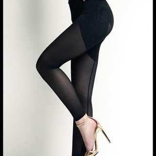 黛莉貝爾-九分涼感塑身褲