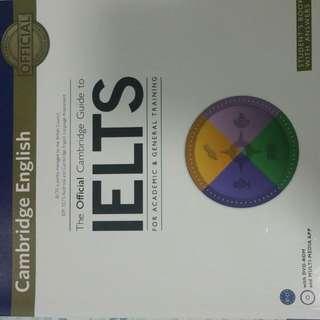 IELTS Cambridge Official Guide