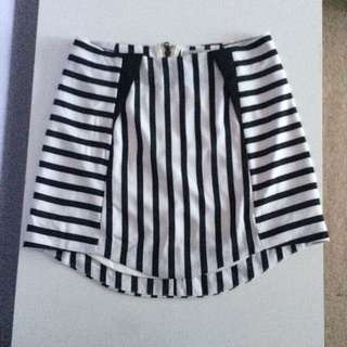 High Waist Skirt 8/Small