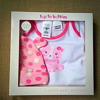 🔆New 3 Piece Baby Gift Set