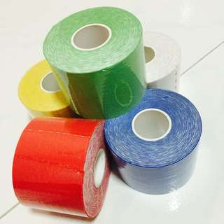 5 Brand New Kinesiology Tape (Rock Tape)