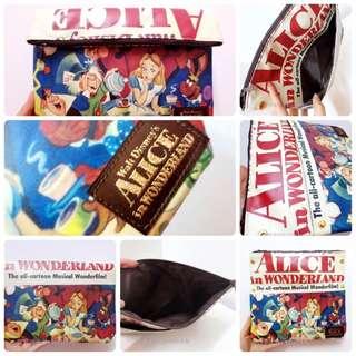 出口日本尾單 Disney/迪士尼 化妝包收納包 折疊手包 ipadmini包