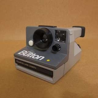 ♞Polaroid sx 70 box TThe Button