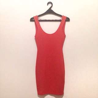 Pull & Bear Bodycon Dress