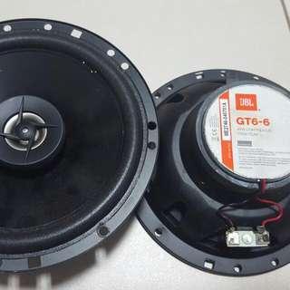 """JBL 6.5"""" 2 way Speakers (Used)"""