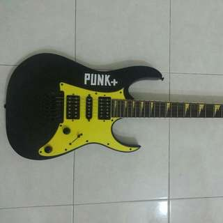 Ibanez Electric Guitar (reserved Till Sun)